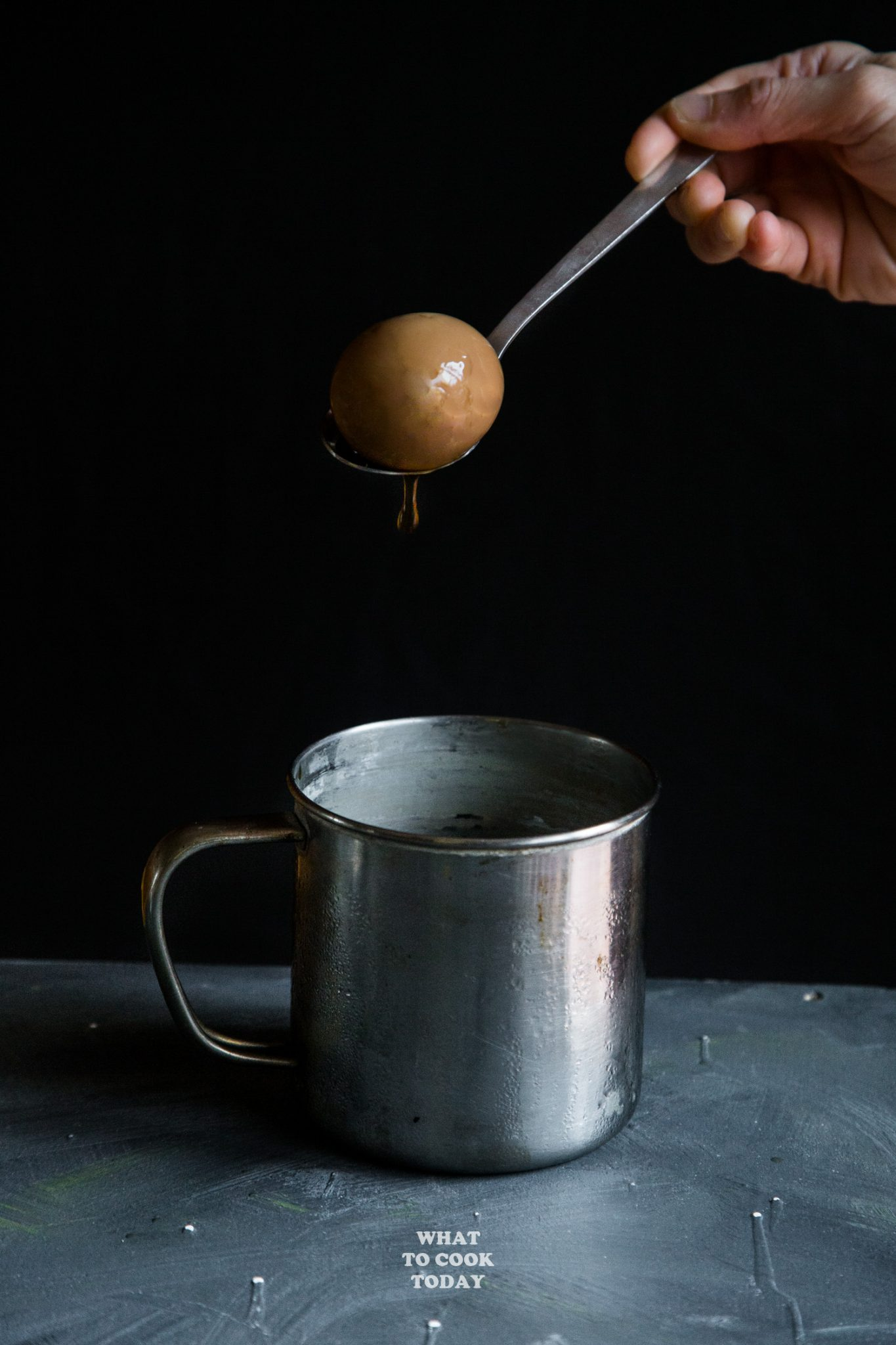 Spiced boiled eggs (Telur Kecap)#boiledeggs #eggs #recipe