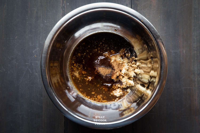 Sate Ayam Bumbu Kacang (Chicken Satay with Peanut Sauce)