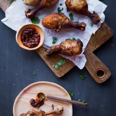 Ayam Goreng Kalasan (Javanese Fried Chicken)