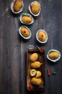 Kroket Kentang / Indonesian Potato Croquette