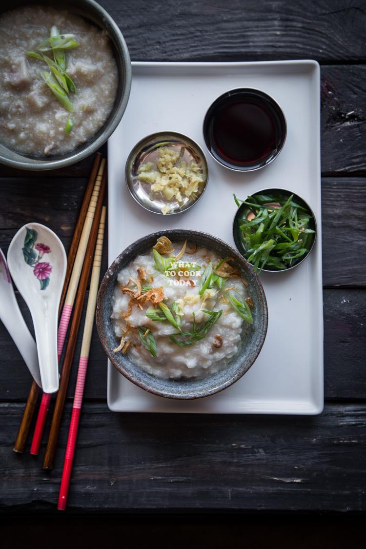 Yam/Taro Congee