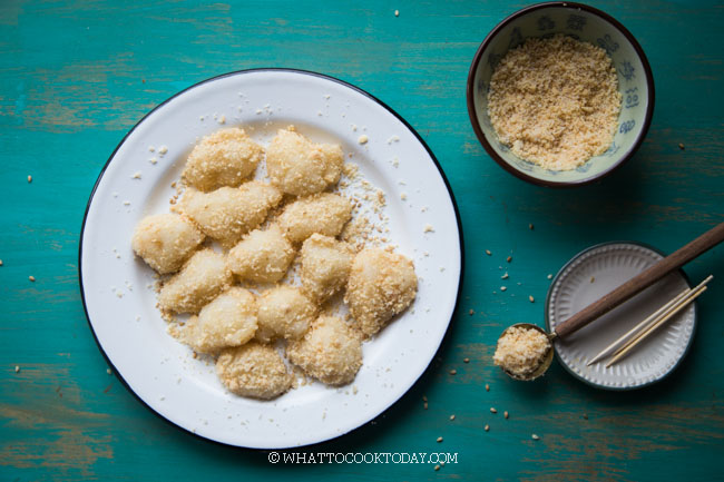Easy Muah Chee Recipe (with Microwave, Stove, or Steamer)