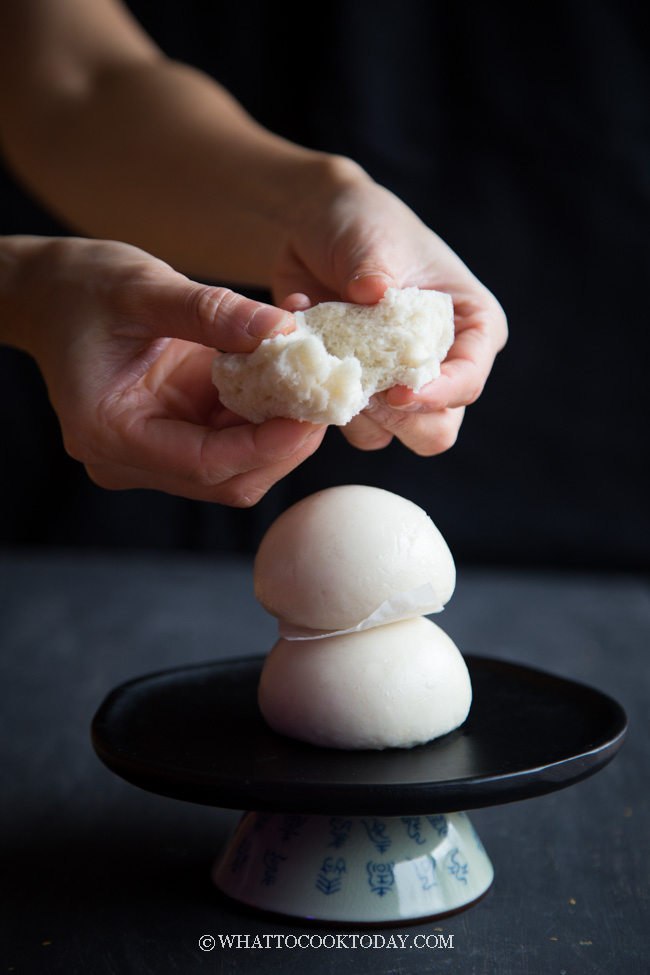 How to Make Soft Fluffy Asian Steamed Buns Every Time (Bao Zi)