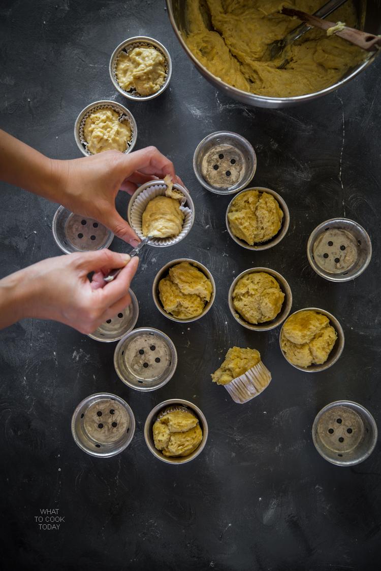 Pumpkin Huat Kueh (Kue Moho Labu Kuning)