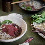 Pho Bo (Vietnamese Beef Pho Noodle Soup)