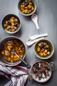 Sweet Potato Ginger Soup