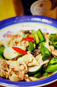 Chicken Stir Fry With Dom Benedictine Liqueur What To Cook Today