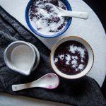 Bubur Ketan Hitam / Bubur Injin (Black Sticky Rice Dessert)