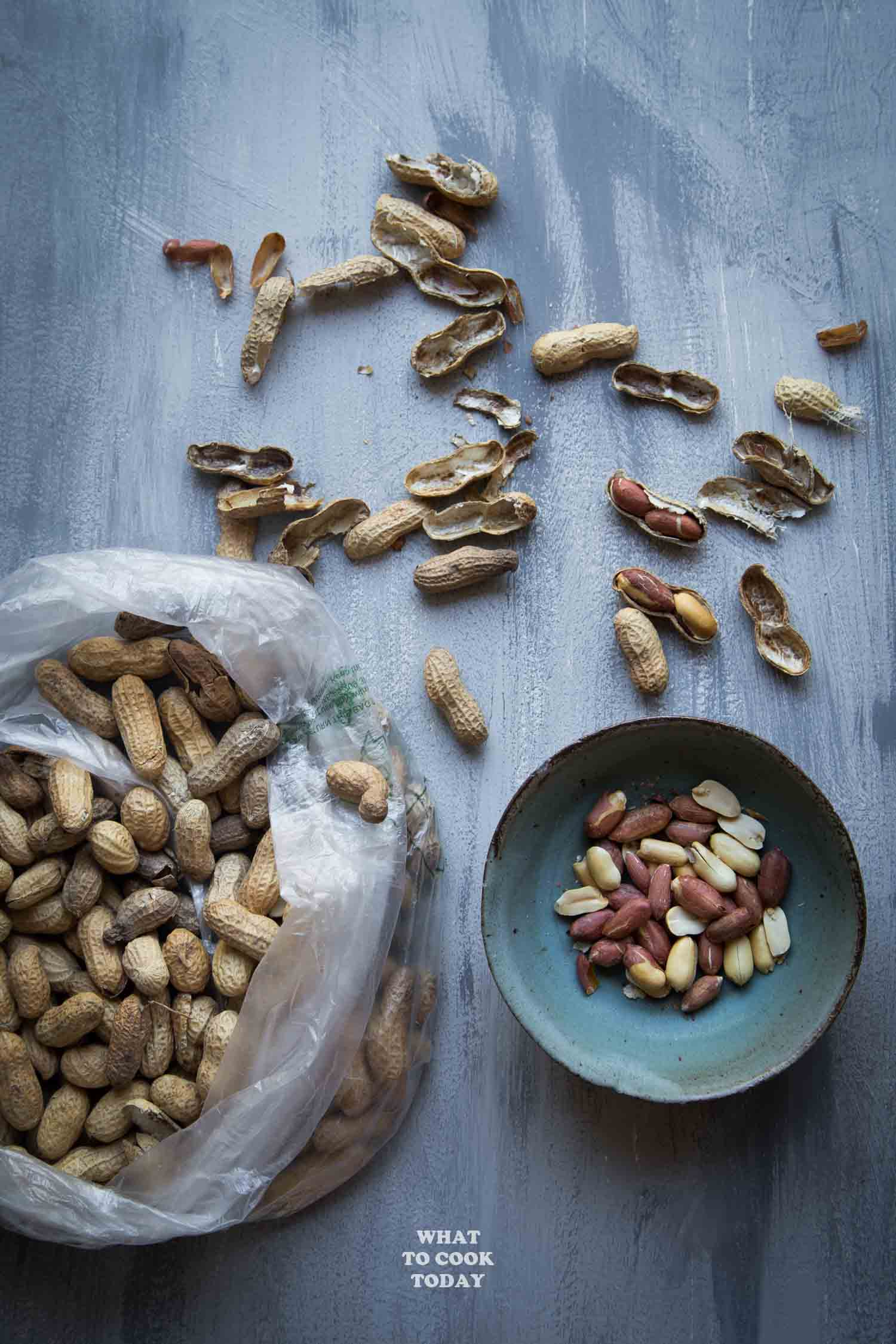 Easy Pressure Cooker Chinese Braised Peanuts