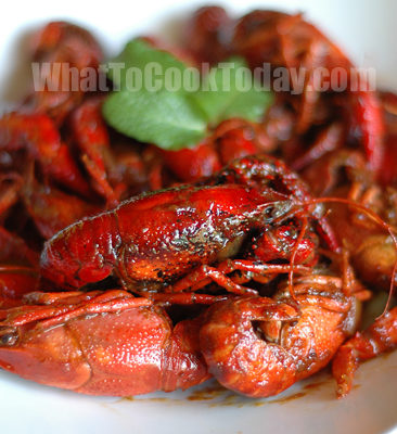 CHILI CRAWFISH