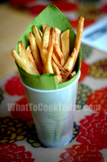 ULTIMATE FRENCH FRIES