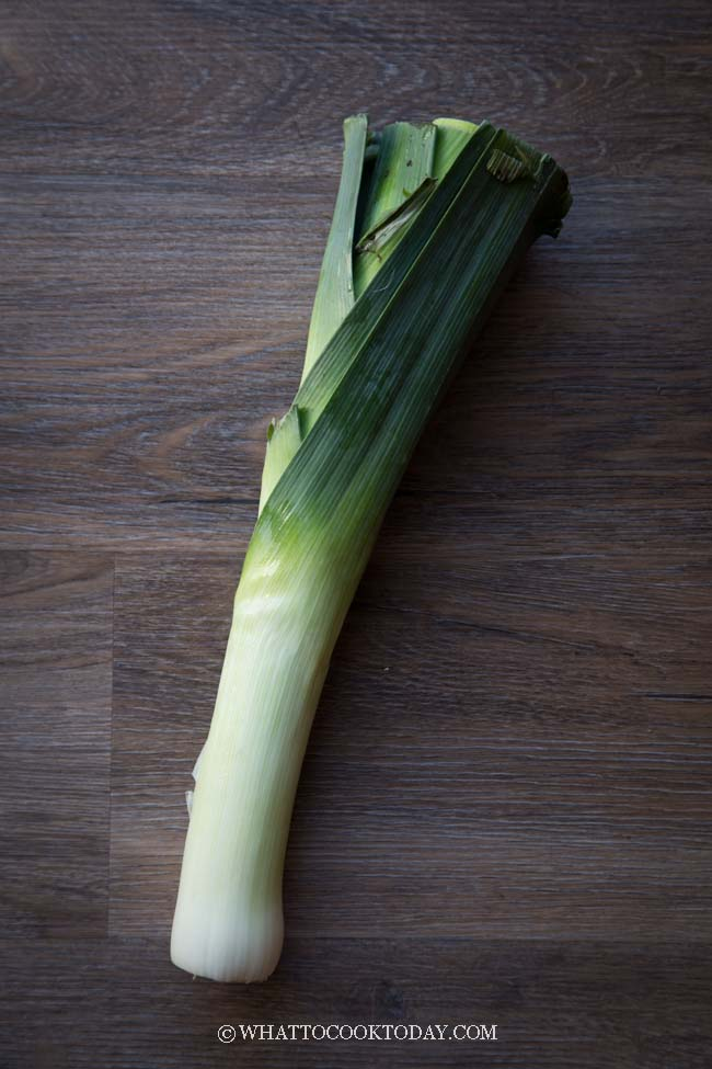 How To Clean Leeks Easily and Properly