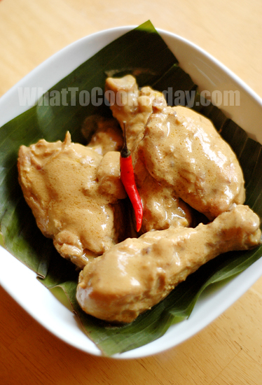 BALINESE CHICKEN/ AYAM BALI | What To Cook Today