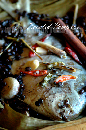 COFFEE-ROASTED POMPANO