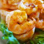 SHRIMP PIRI PIRI