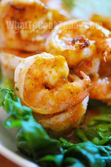 SHRIMP PIRI PIRI | What To Cook Today ?