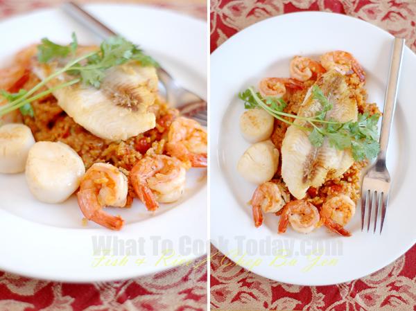 Fish and Rice / Chep Bu Jen