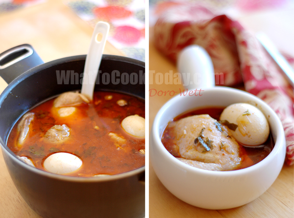CHICKEN STEW/ DORO WETT | What To Cook Today