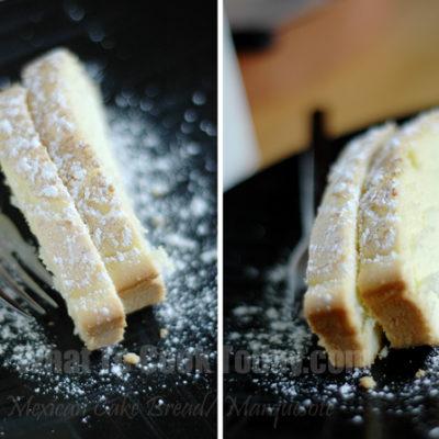 MEXICAN CAKE BREAD/ MARQUESOTE