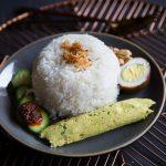 Rice Cooker or Instant Pot Nasi Gurih (in 3 Simple Steps)