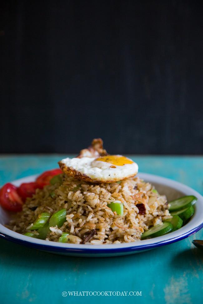 How To Make Nasi Goreng Rendang (in Less Than 15 Minutes)