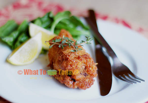 CHICKEN KIEV | What To Cook Today