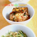 SEASONED TOFU/DUBU JOLIM