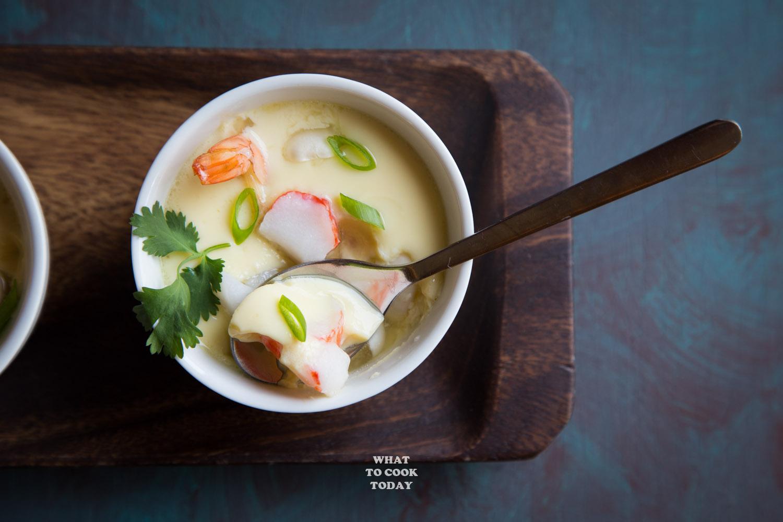 Silky Smooth Instant Pot Chawanmushi (Japanese Steamed Egg Custard)
