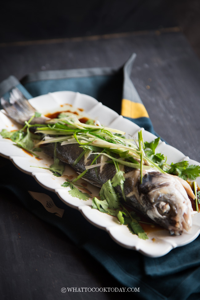 Cantonese Steamed Fish (with Pro Tips You Need To Know)