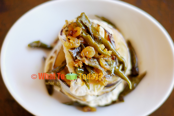 SPICY EGGPLANTS WITH CURRY LEAVES