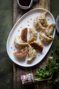 Gyoza (Japanese pan-fried dumplings)