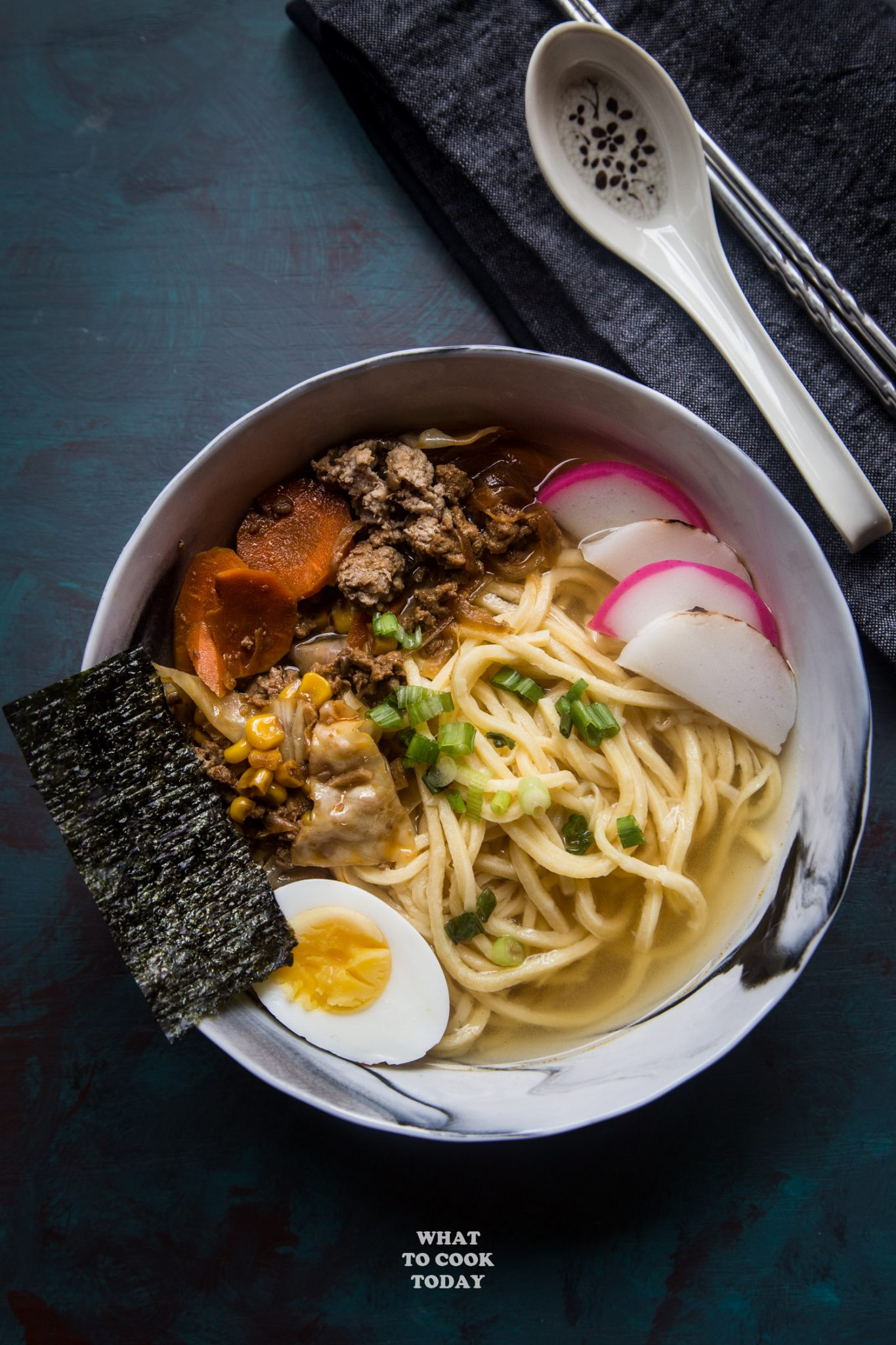 Ramen recipe - a classic Far Eastern cuisine 76