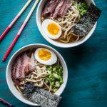 Shoyu Ramen (with Homemade Ramen Noodles)