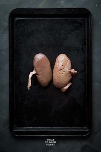 How to Clean and Prepare Pig's Kidney for Cooking