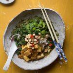 Thunder Tea Rice (Hakka Lei Cha Rice)
