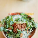CALIFORNIA SPROUT SALAD