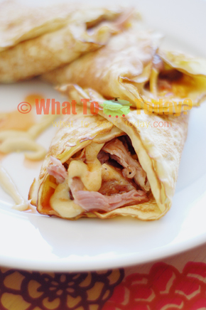 CUBAN CREPES