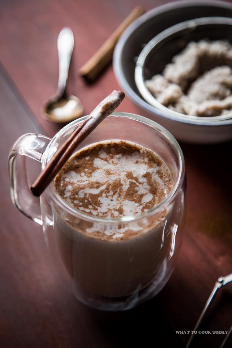 Mexican Cinnamon Horchata (Cinnamon Rice Milk)