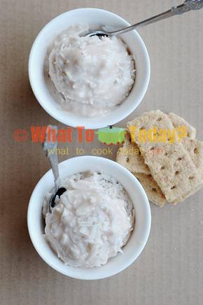 COCONUT-COATED BANANA ICE CREAM