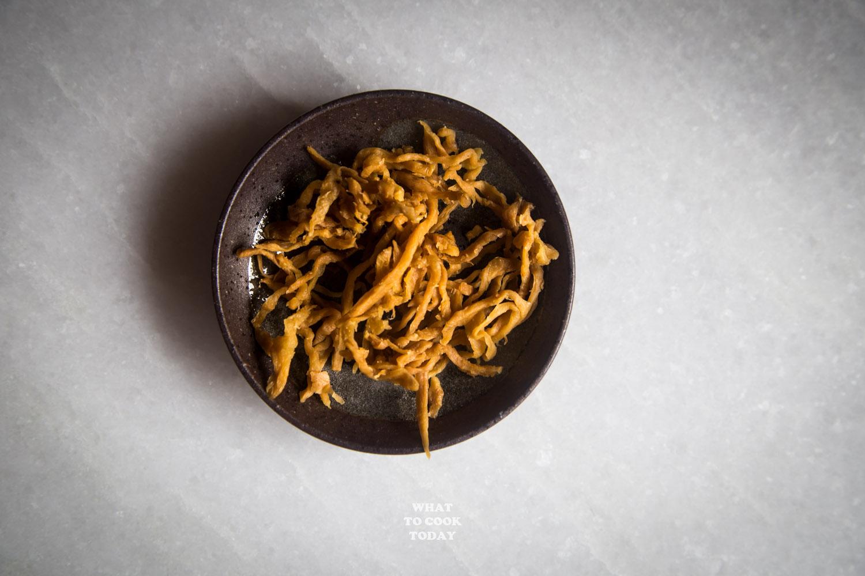 Preserved radish (Chye poh)
