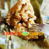 RICE CONES/ ZONG ZI (USING JASMINE RICE)