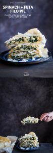 30-Minute Meal: Spinach & Feta Filo Pie with Cucumber Salad