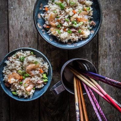 Yang Zhou Fried Rice (Yang Zhou Chao Fan)