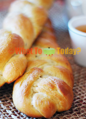 CARDAMOM COFFEE BRAID / PULLA