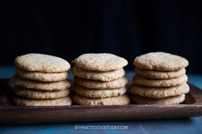 How To Make Gari Biscuits (African Cassava Biscuits)