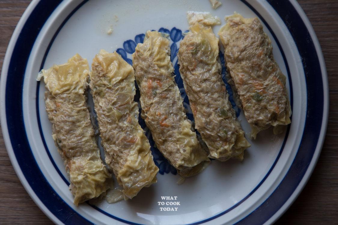Chinese Crispy Meat Rolls (Bak Kien / Lor Bak / Ngo Hiang)