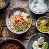 Shan Noodles / Burmese Mee shay