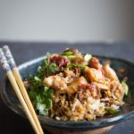 Easy Clay Pot Chicken Rice - Bao Zai Fan (with Rice Cooker)