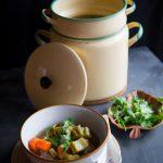 Pork Ribs Bitter Melon Soup (Double Boiler or Pressure Cooker)