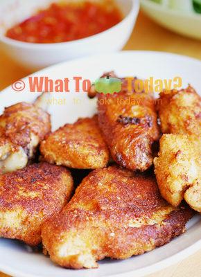 TWICE-COOKED TURKEY WITH SAMBAL